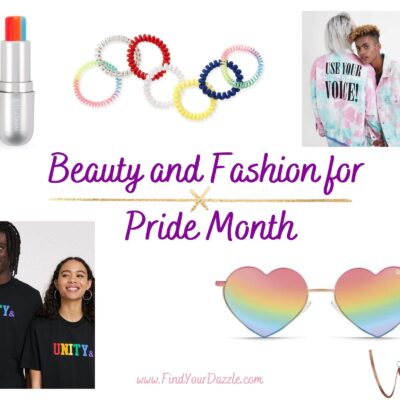 Pride Fashion and Beauty Pieces that support the LGBTQ Community