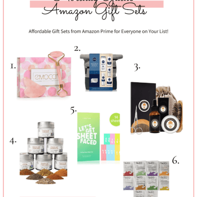 Holiday Gift Guide: Amazon Prime Gift Sets